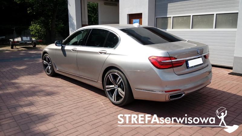 4 BMW 7 G11 Tył 20%