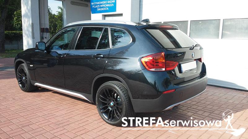 4 BMW X1 E84 Tył 20%