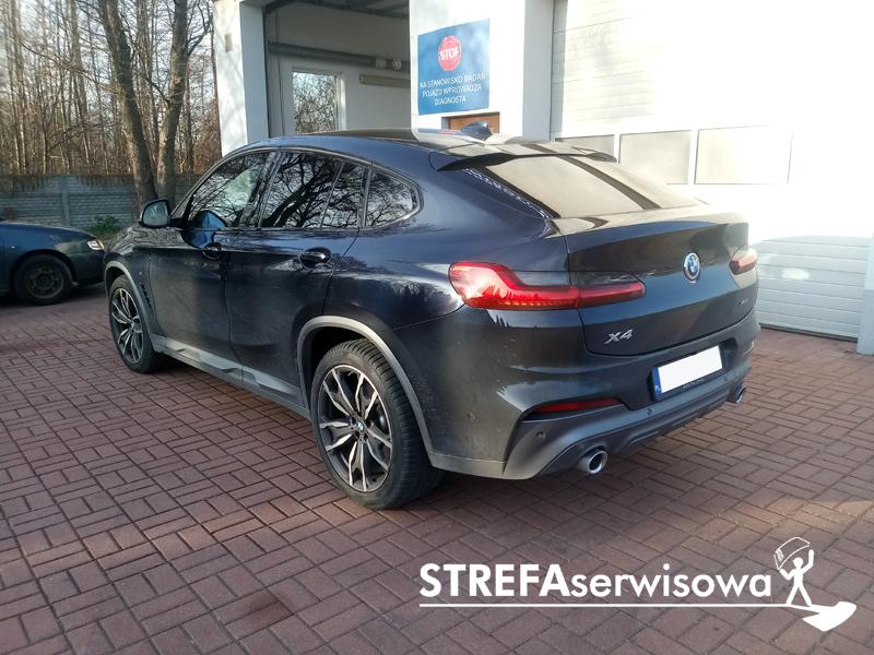 4 BMW X4 G02 Tył 20%