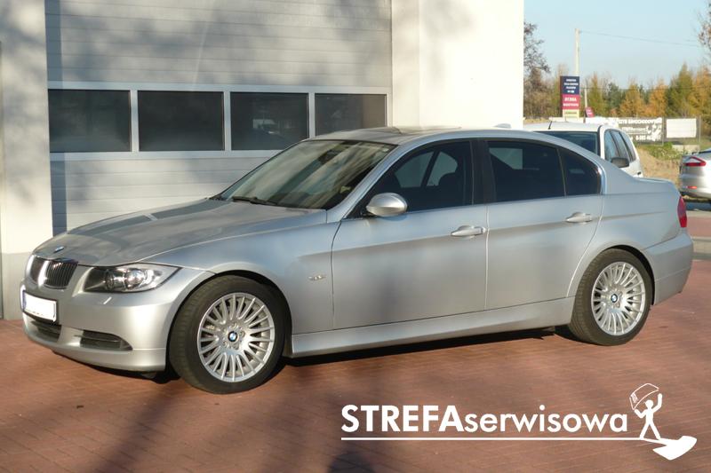 5 BMW 3 E90 Przód 50% Tył 35%