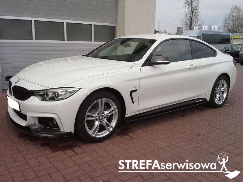 5 BMW 4 F32 Tył 35%
