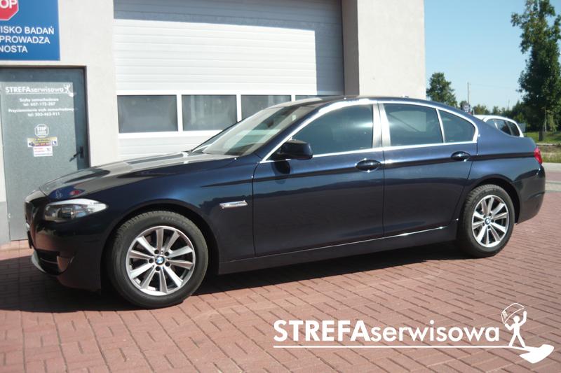 5 BMW 5 F10 Przód 50% Tył 50%