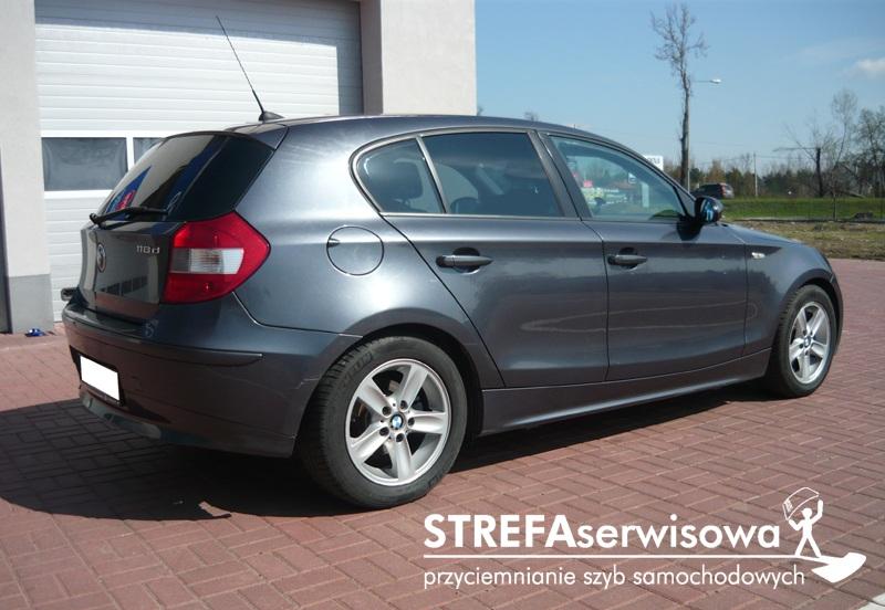 6 BMW 1 E87 Tył 35%