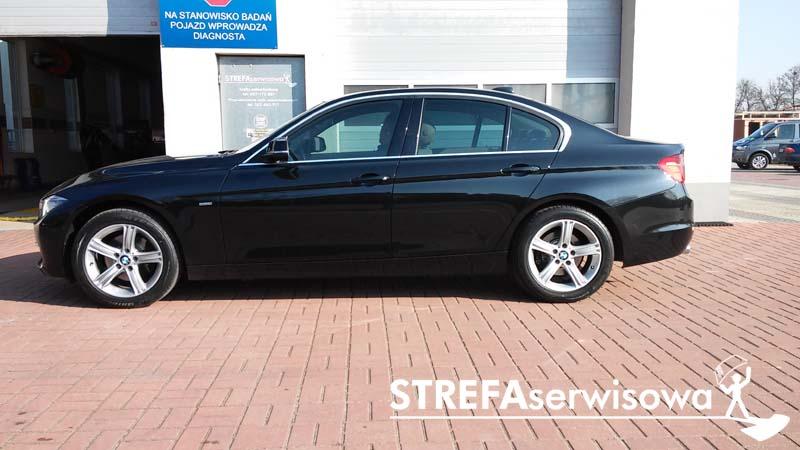 6 BMW 3 F30 Tył 50%