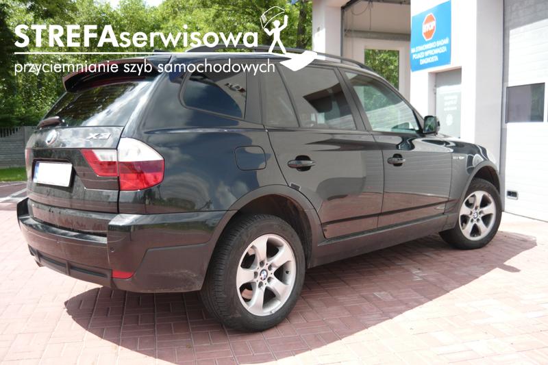 6 BMW X3 E83 Tył 5%