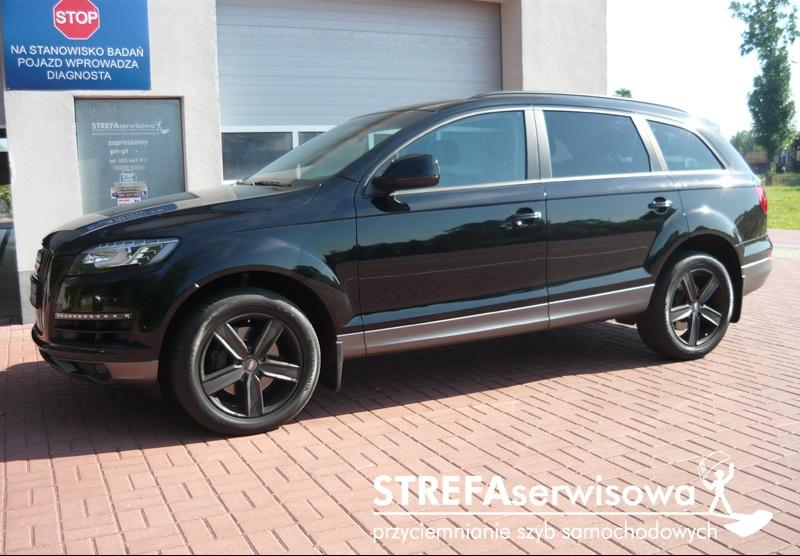7 Audi Q7 I Tył 20%