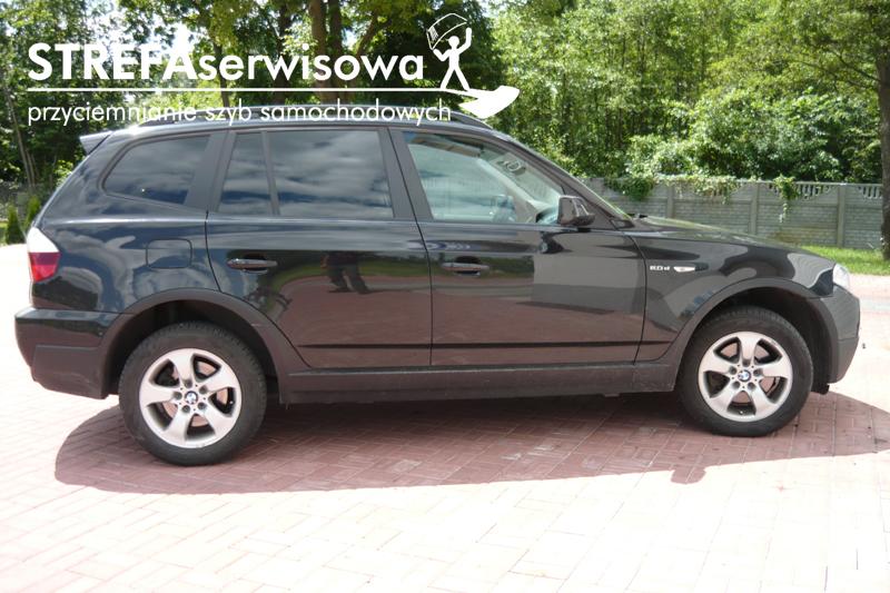 7 BMW X3 E83 Tył 5%