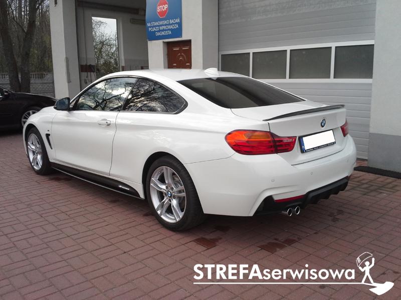 8 BMW 4 F32 Tył 35%