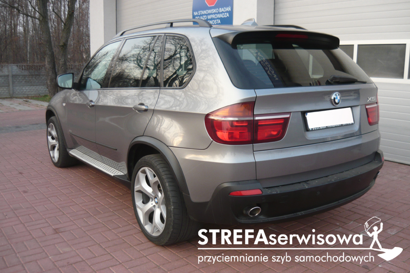 8 BMW X5 E70 Tył 35%