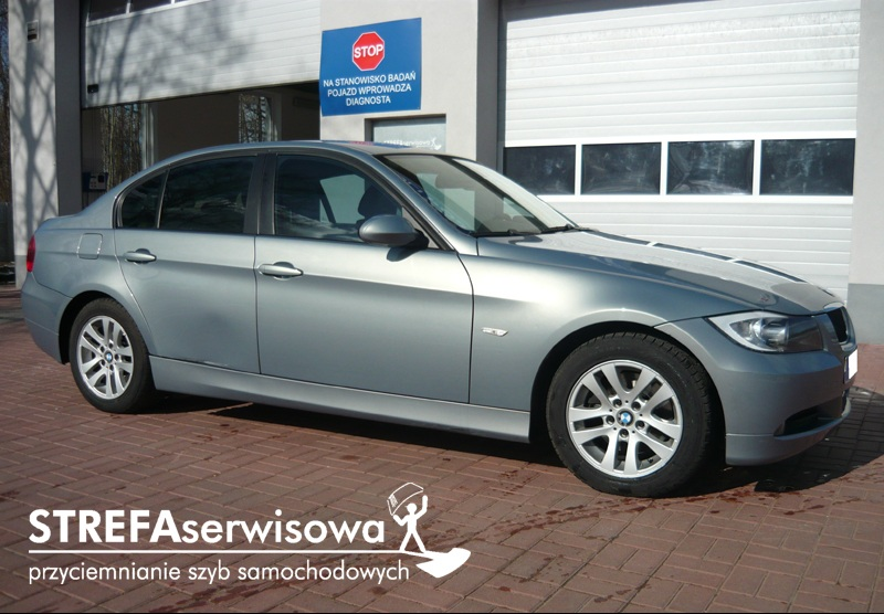 9 BMW 3 E90 Przód 50% Tył 50%