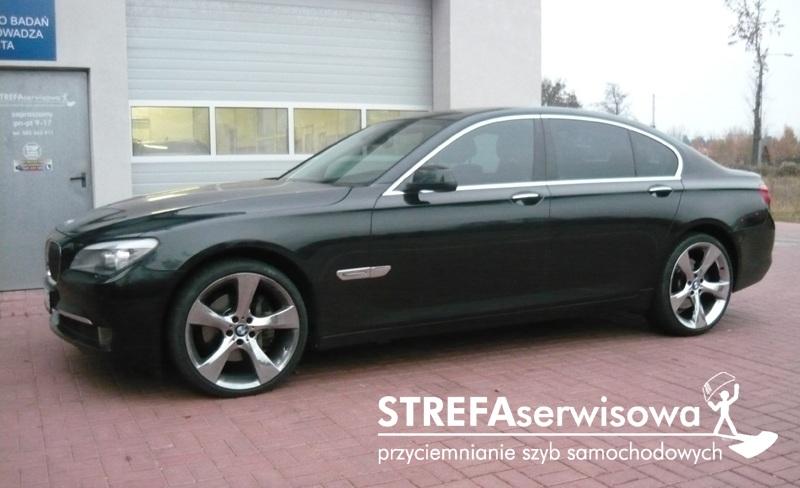 9 BMW 7 F01 Przód 50% Tył 35%