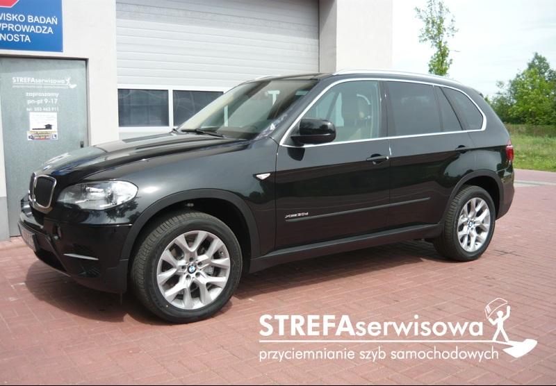 9 BMW X5 E70 Tył 20%