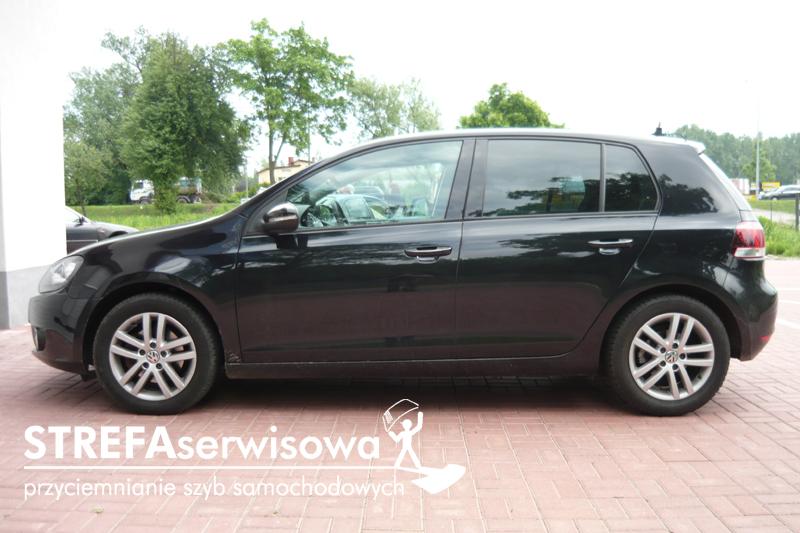 1 VW Golf V hatchback 5d Tył 35%