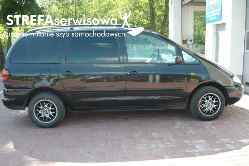 1 VW Sharan I Tył 5%