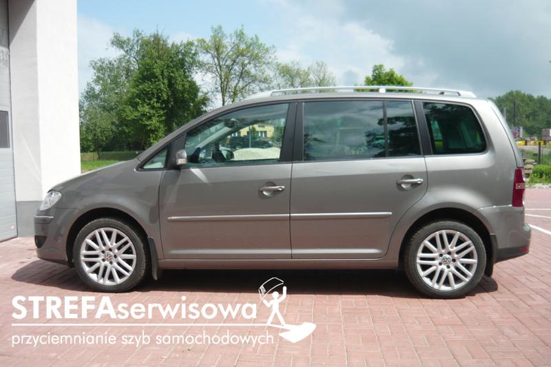 1 VW Touran Tył 35%