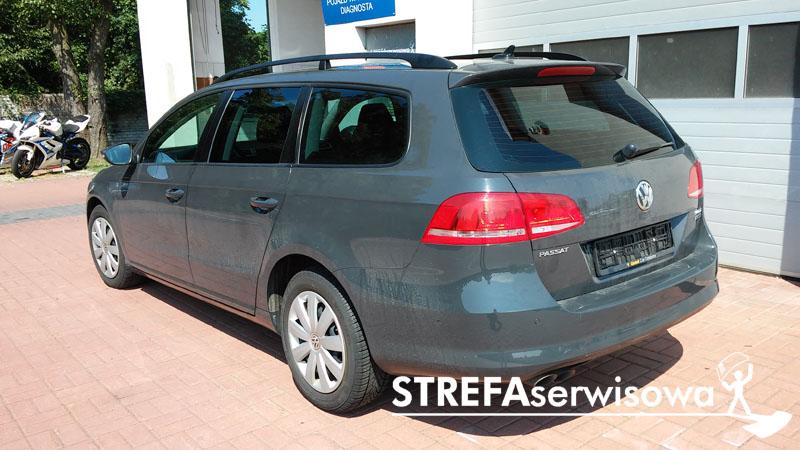 11 VW Passat B7 kombi Tył 35%