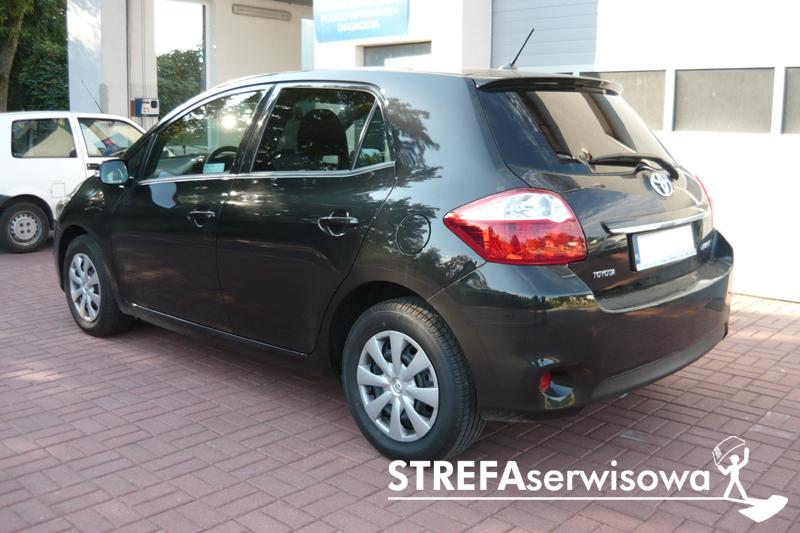 12 Toyota Auris I 5d hatchback Tył 35%