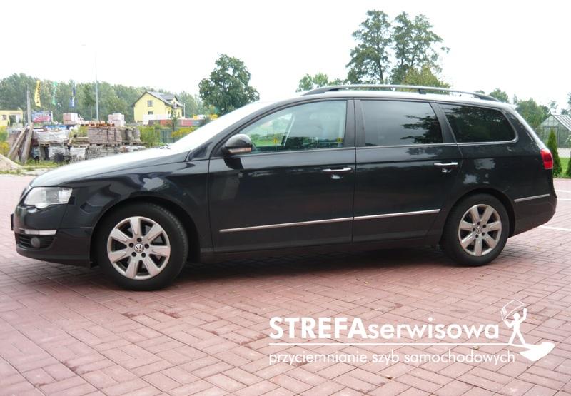 12 VW Passat B6 kombi Tył 20%