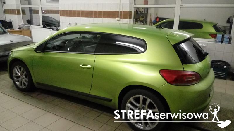 2 VW Scirocco Tył 20%
