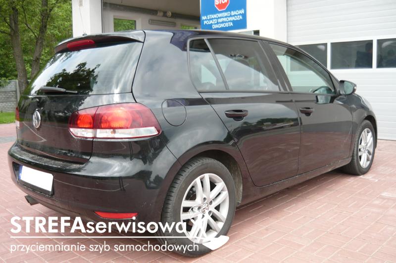 3 VW Golf V hatchback 5d Tył 35%