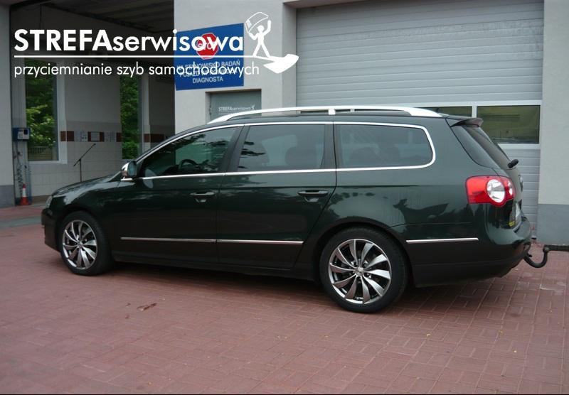 3 VW Passat B6 kombi Przód 50% Tył 35%