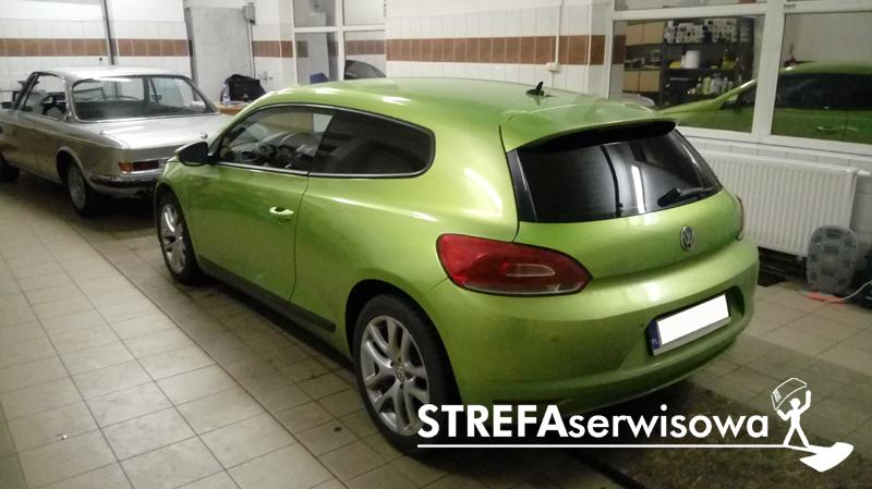 3 VW Scirocco Tył 20%