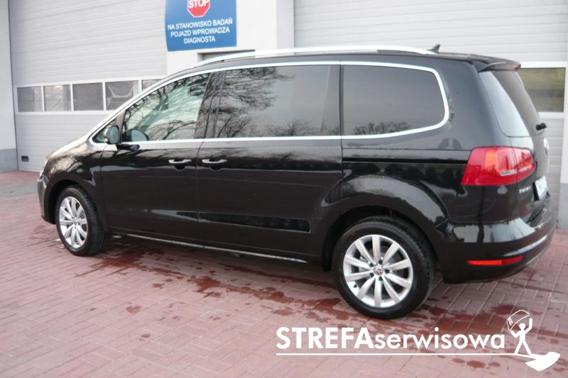 3 VW Sharan II Tył 5%