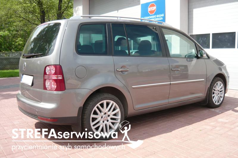 3 VW Touran Tył 35%