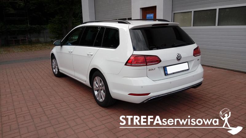 4 VW Golf VII kombi Tył 5%