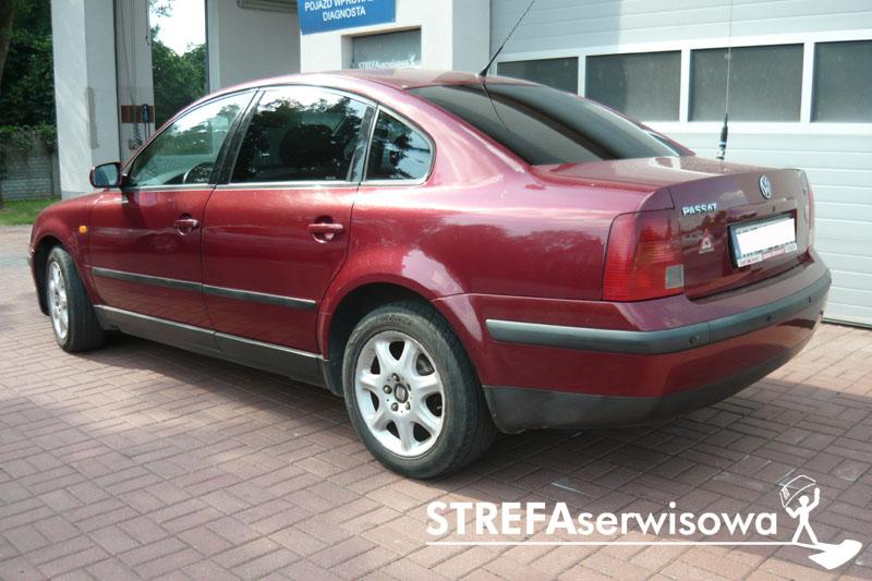 4 VW Passat B5 sedan Tył 20%