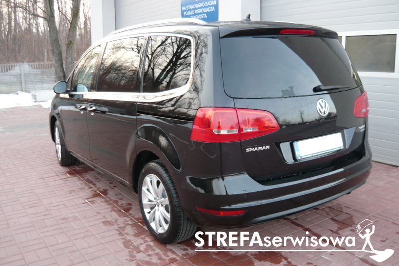 4 VW Sharan II Tył 5%