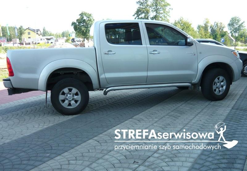 5 Toyota Hilux VII Przód 50% Tył 35%