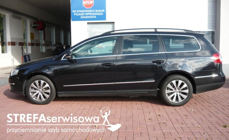 8 VW Passat B6 kombi Tył 35%