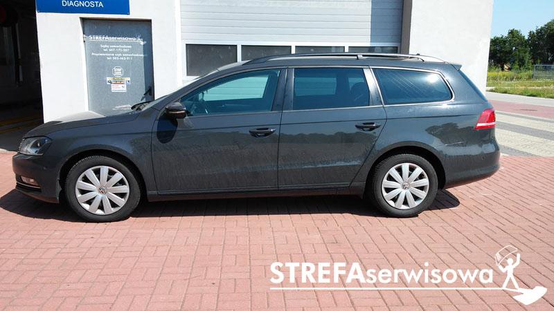 9 VW Passat B7 kombi Tył 35%