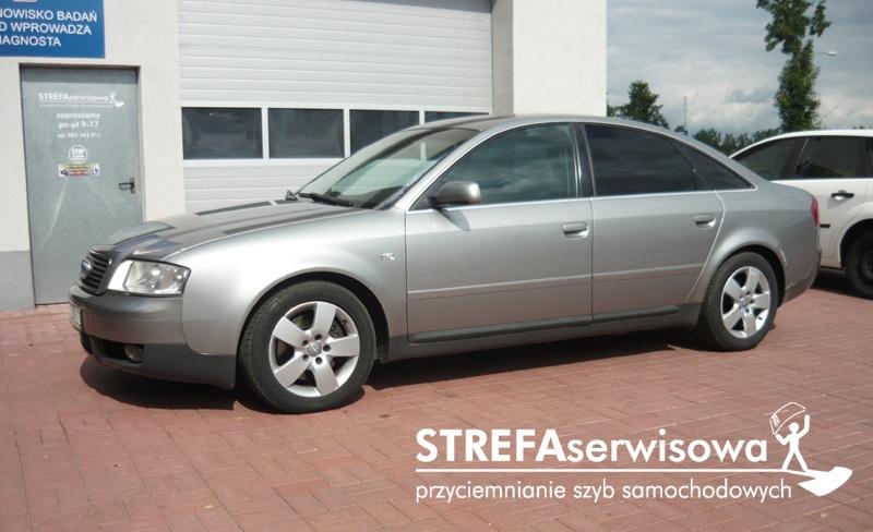 1 Audi A6 C5 sedan Tył 5%