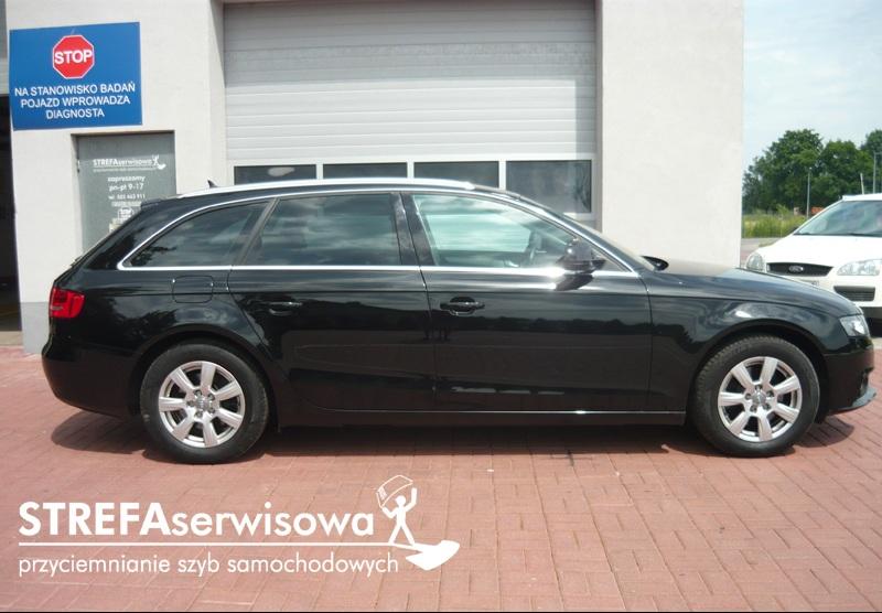 2 Audi A4 B8 kombi Tył 20%