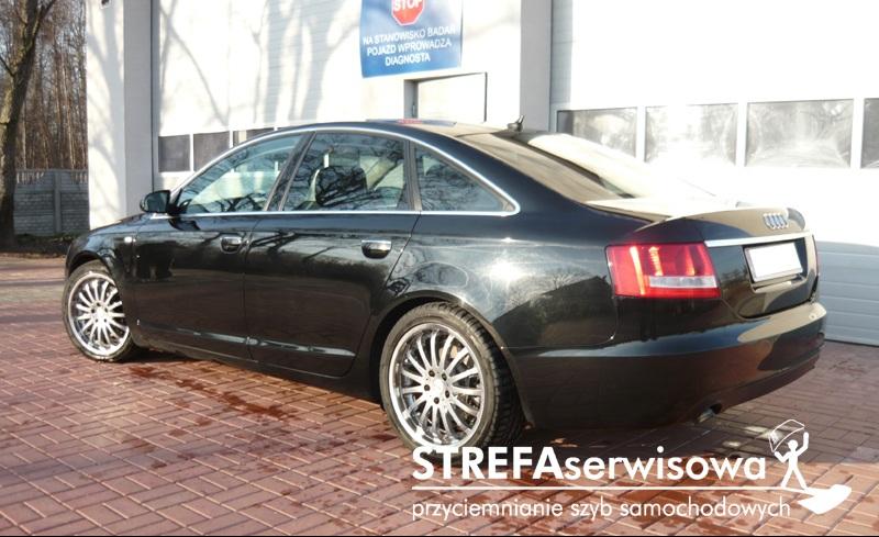 3 Audi A6 C6 sedan Tył 50%