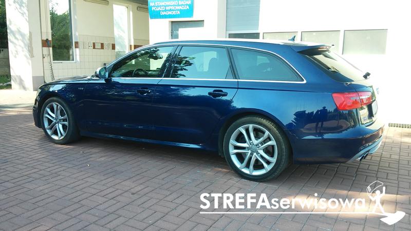 3 Audi A6 C7 kombi Tył 35%