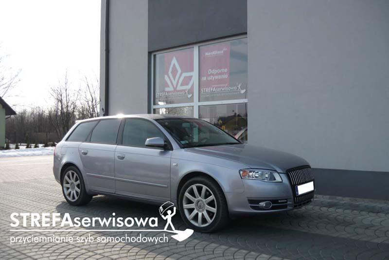 4 Audi A4 B7 kombi Przód 50% Tył 20%