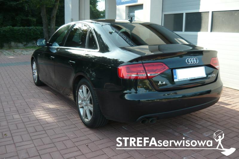 4 Audi A4 B8 sedan Tył 35%