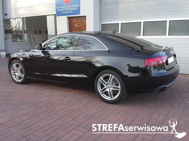 4 Audi A5 8T coupe Tył 20%