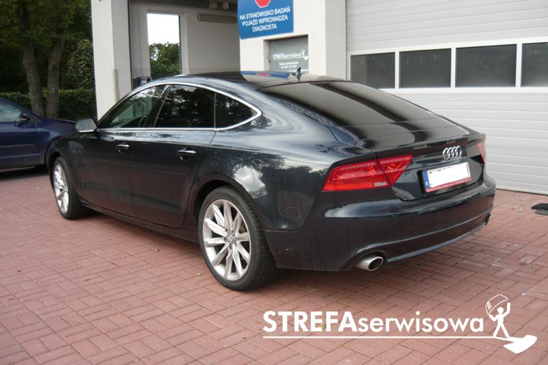 4 Audi A7 4G Sportback Tył 20%