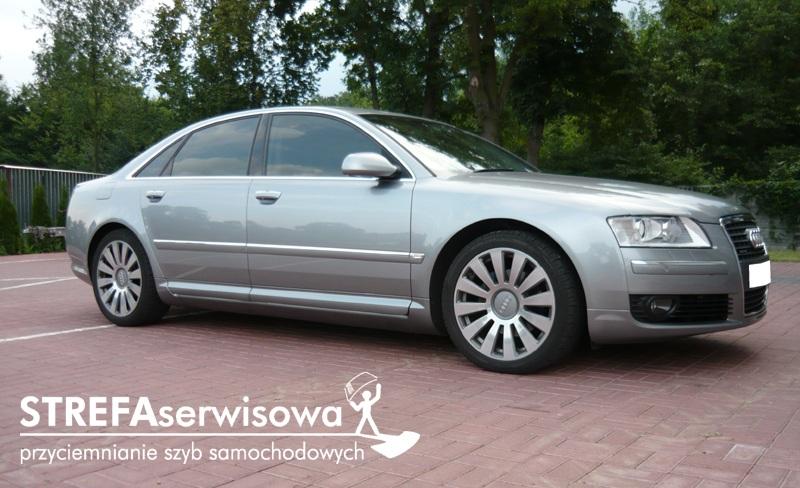 4 Audi A8 D3 Przód 50% Tył 35%