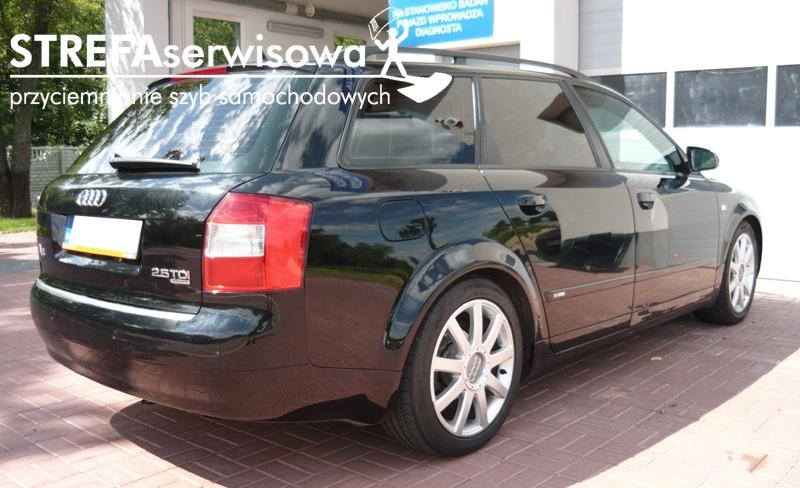 5 Audi A4 B6 kombi Tył 20%