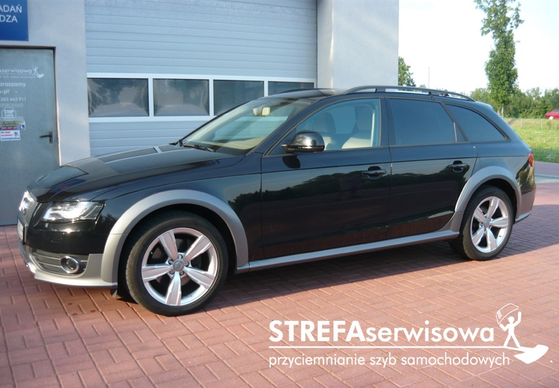 7 Audi A4 B8 kombi Tył 20%