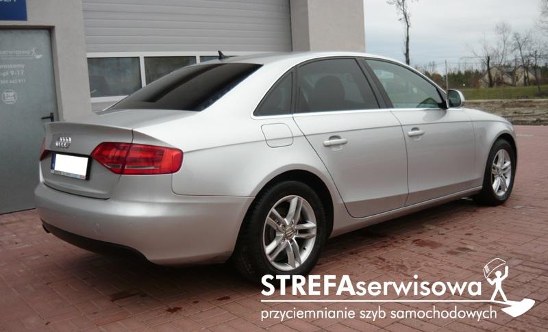 7 Audi A4 B8 sedan Tył 20%