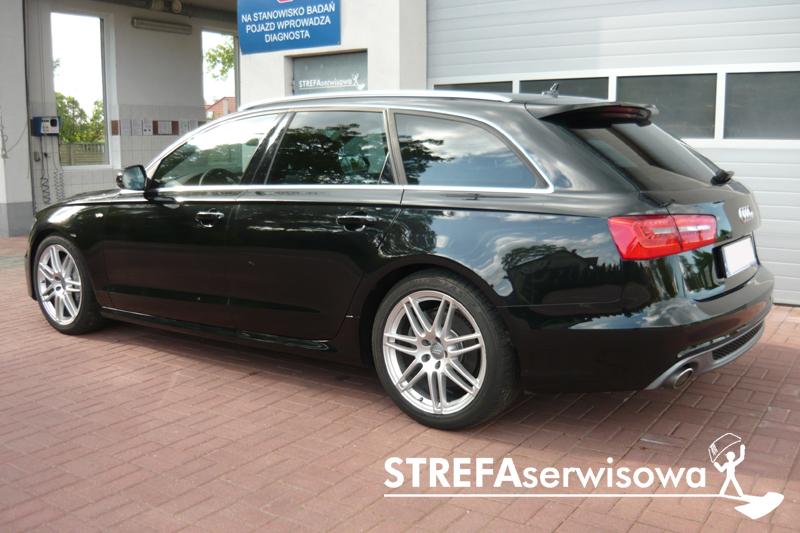 7 Audi A6 C7 kombi Tył 35%