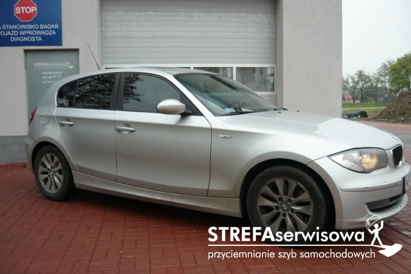 1 BMW 1 E87 Przód 50% Tył 5%