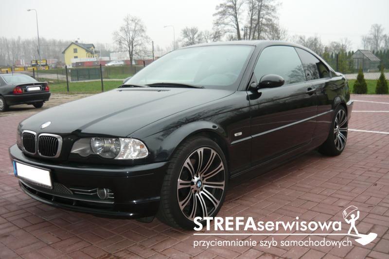1 BMW 3 E46 Coupe Tył 20%
