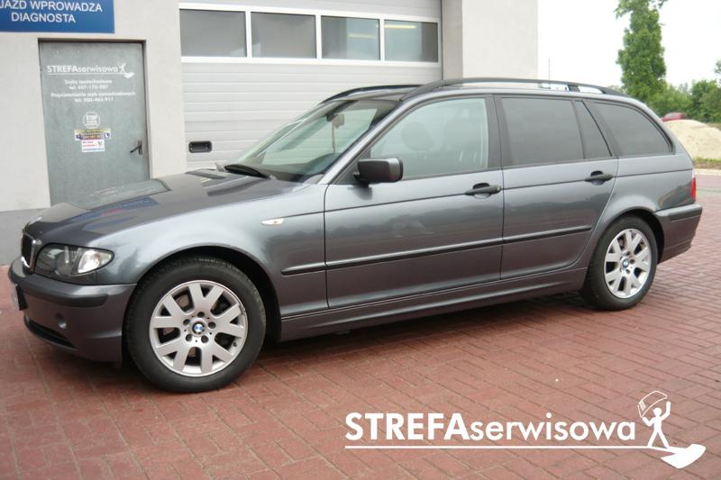 1 BMW 3 E46 kombi Tył 20%